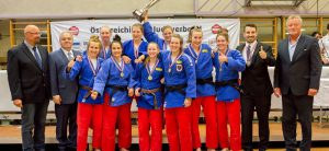 Erster Meister der Damenbundesliga heisst Shiai-Do Thermenregion