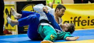 11:3 Auftaktsieg für die Judo Union Raiffeisen Flachgau