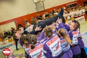 Wimpassing gewinnt Damen-Meistertitel