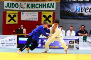 Remis zwischen Kirchham und Samurai