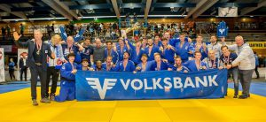 Siebter Meistertitel für Volksbank Galaxy Judo Tigers