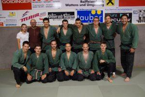 6:8-Heimniederlage von Swarovski Judo Wattens gegen Union Graz