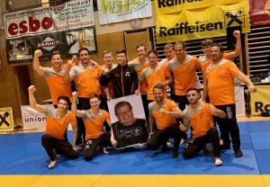 8:6-Sieg für Gerhard Dorfinger in Straßwalchen