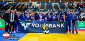 Siebenter Meistertitel für Volksbank Galaxy Tigers in Serie
